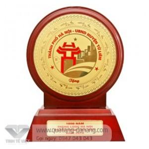 Kỷ niệm chương gỗ đồng _ TTV 0012 - Gọi Ngay: 0947 043 043 - 0966 043 043