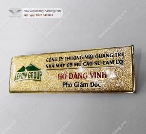 Bang ten deo ao Da Nang