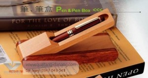 Hộp bút gỗ _ TTV 0012 - Gọi Ngay: 0947 043 043 - 0966 043 043