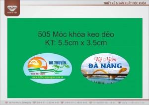 Thiết kế - in ấn - móc chìa khóa tại Đà Nẵng