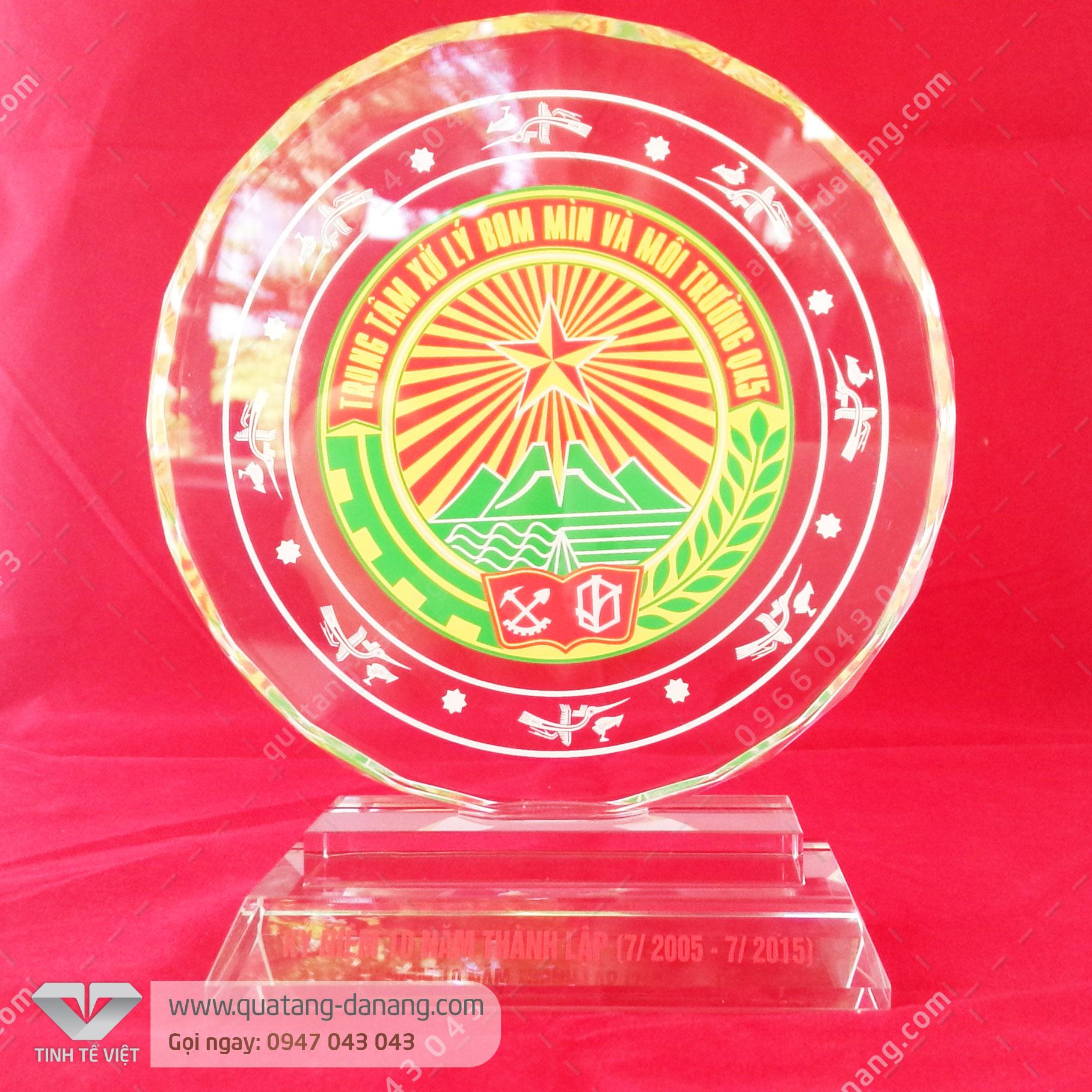 Bieu trung, Ky niem chuong TTXLBM QK5